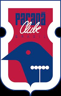 Baixar vetor escudo Parana Clube Illustrator gratis