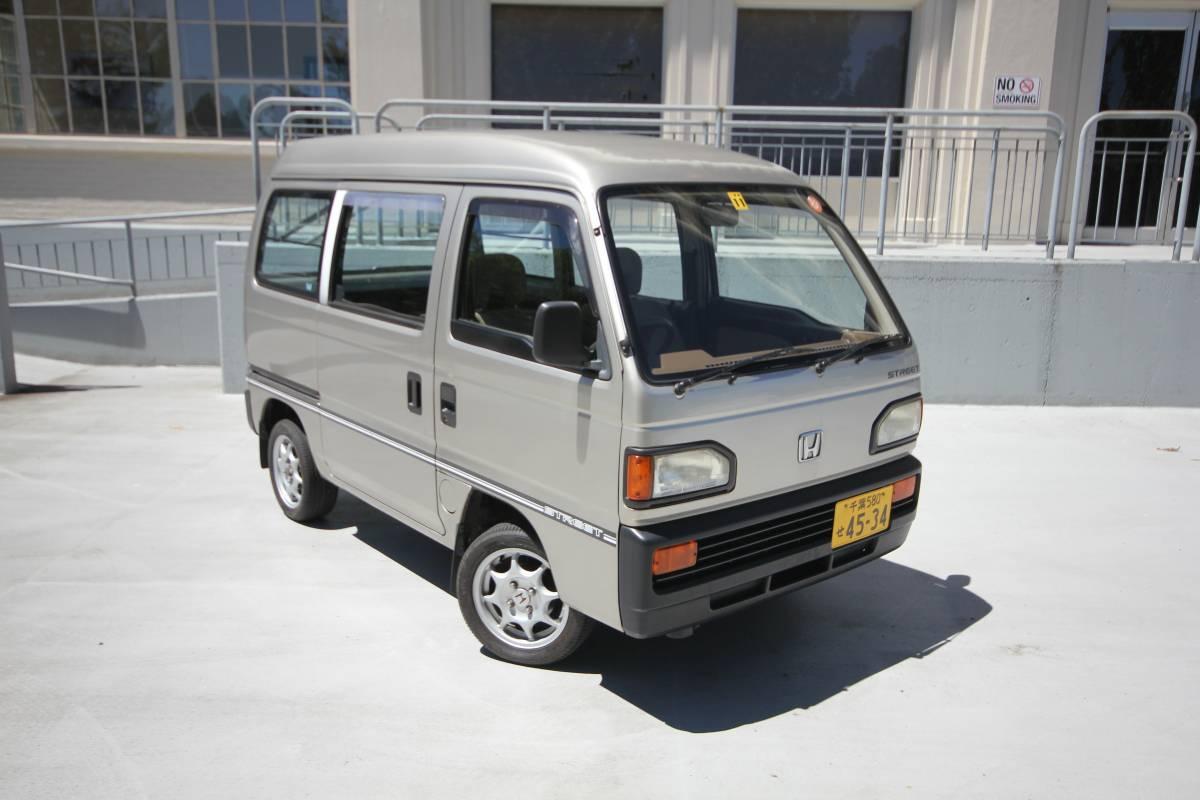 1989 Honda Street Acty Microvan $7,000
