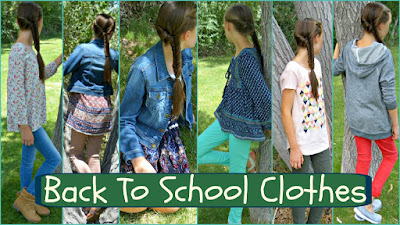 Back to school clothes, cute outfit ideas. Nothing over $30.