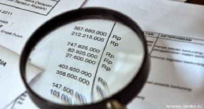 KPK menyebut adanya dana Program Nasional Pemberdayaan Masyarakat (PNPM) yang masih mangkrak sebesar Rp 12,8 triliun.