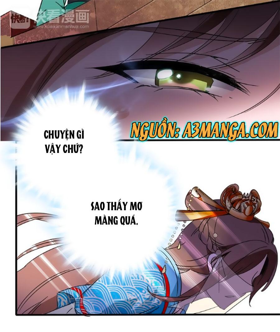 Hoàng Thượng! Hãy Sủng Ái Ta Đi! Chap 23