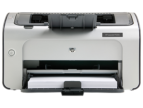 Hp laserjet p1006 printer driver download.