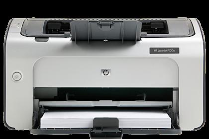 Download HP LaserJet P1006 Drivers