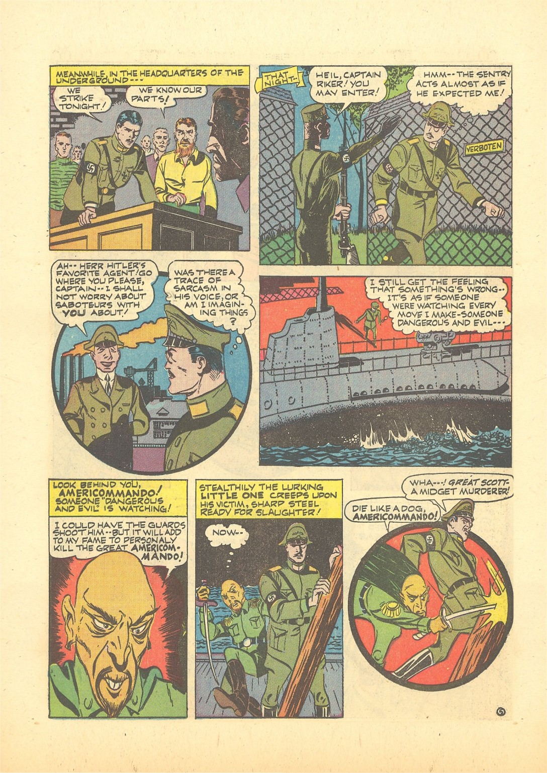 Action Comics (1938) 56 Page 40
