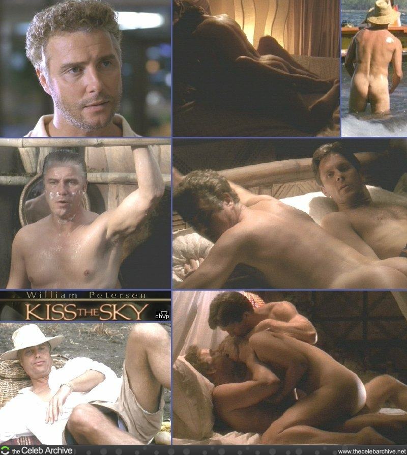 William petersen sex scene
