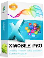 xmobile pro telefon takip programı
