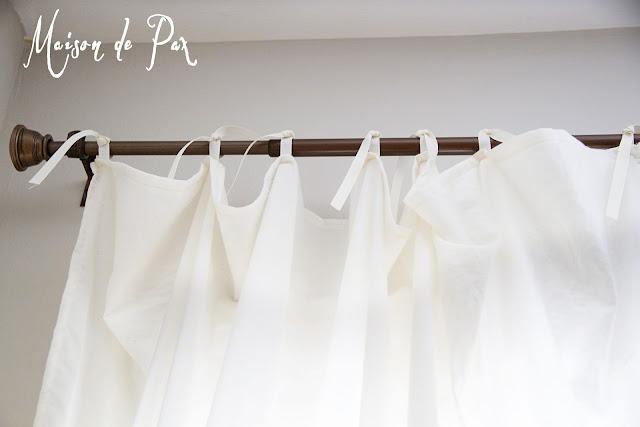 Curtain Tabs- Maison de Pax