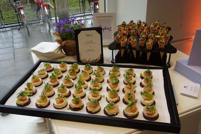 Gourmet Food im Charles Hotel München