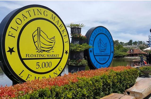 Pengalaman Liburan ke Floating Market Lembang Bandung