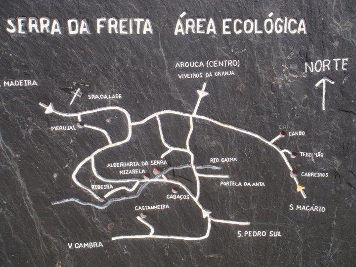 mapa serra da freita TOJO: 25 Junho de 2011 – À conquista de Drave – Serra da Freita mapa serra da freita