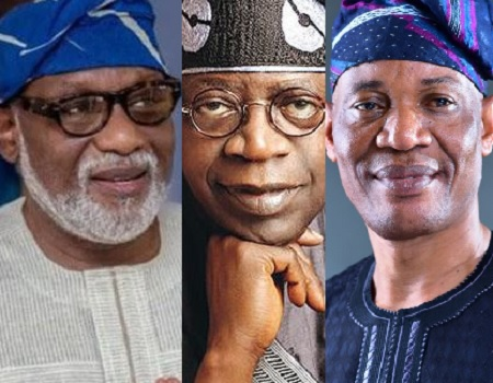 Ondo Election: Tinubu CONFUSED, Faces Dilemma Over Akeredolu, Oke