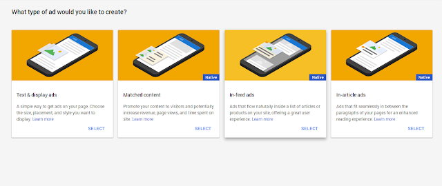 Cara Memasang In-Feed Ads Adsense di Blog