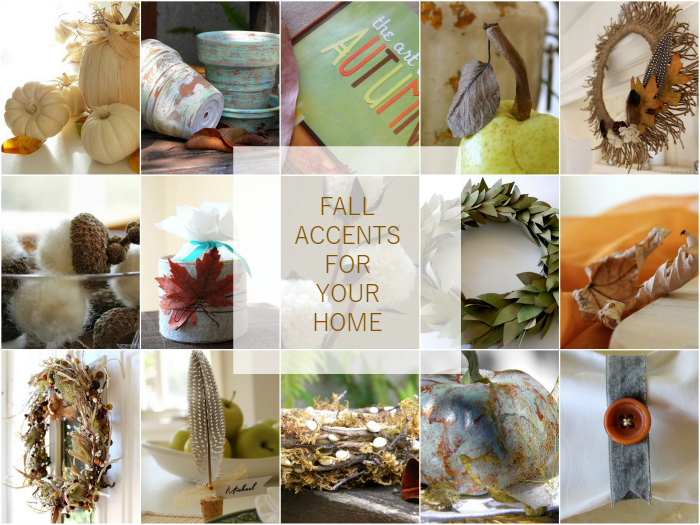 Round up of diy fall home decor projects for your home