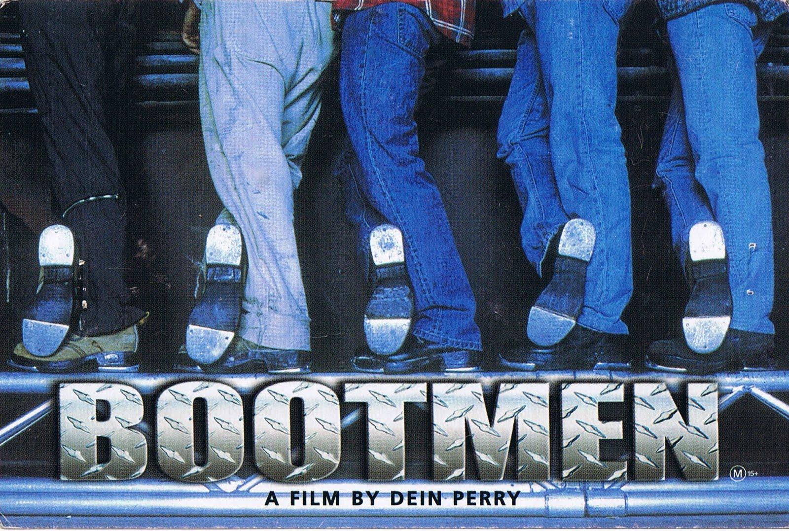 film bootmen