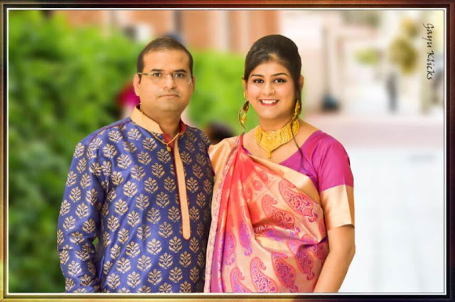Khushbu & Jignesh Couple Shots / Maternity Photoshoot in Sydney
