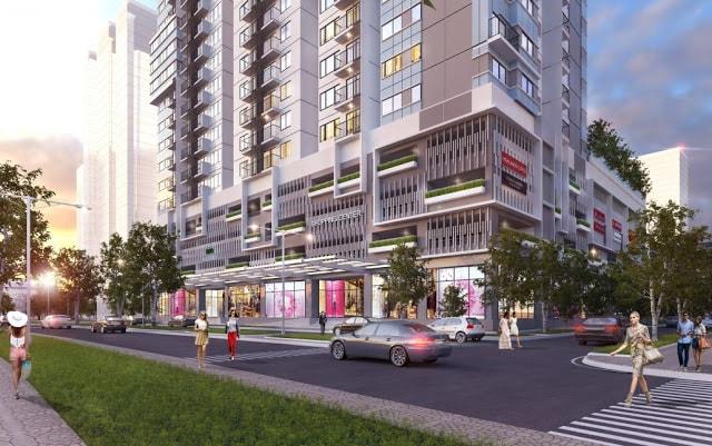 Tiến độ chung cư The k park và chính sách bán căn hộ