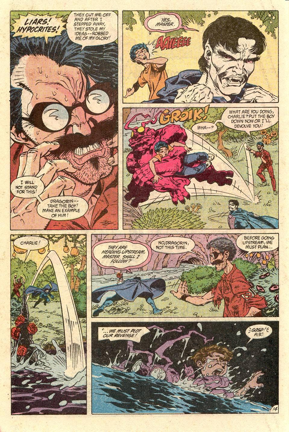Read online Secret Origins (1986) comic -  Issue #49 - 19