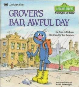 Grover's Bad Awful Day