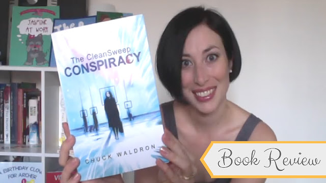 Book Review: The CleanSweep Conspiracy by Chuck Waldron