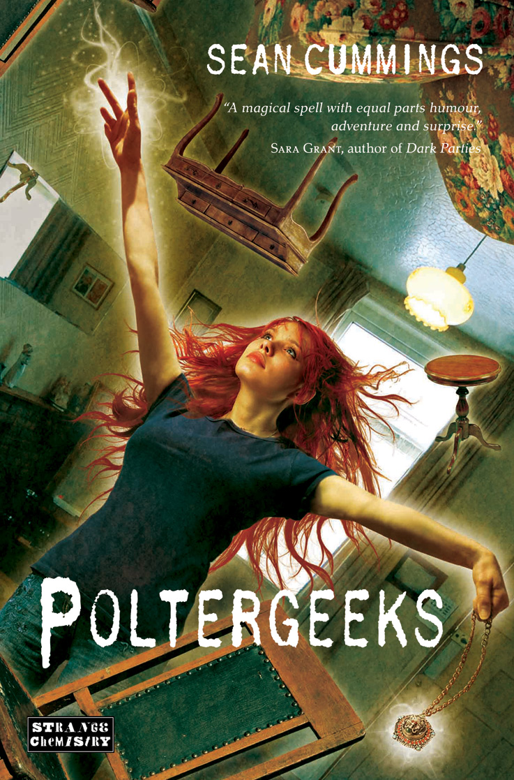 Poltergeeks by Sean Cummings
