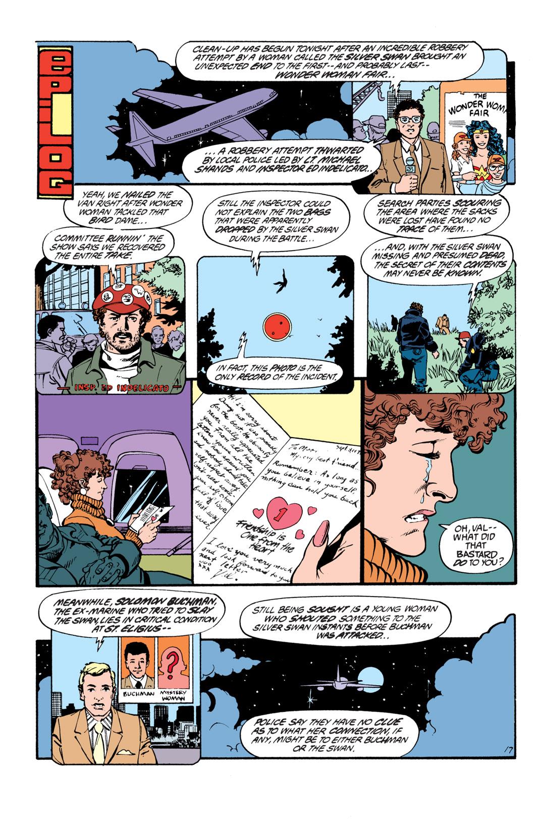 Read online Wonder Woman (1987) comic -  Issue #16 - 18