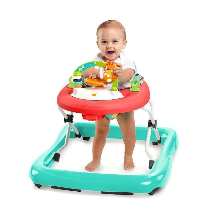 Baby Walker untuk Membantu si Kecil Belajar Berjalan dengan Aman