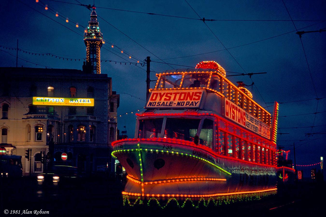 Blackpool Tram Blog: Hovertram to return to Blackpool