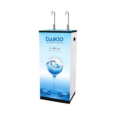 Máy lọc nước nóng nguội 2 vòi Daikio DKW-32205H(5 cấp)