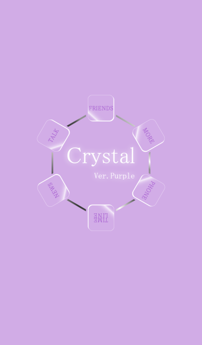 Crystal Ver.Purple