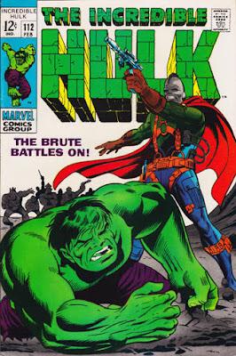 Hulk #112