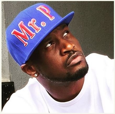 Peter Okoye Flaunts His New Name 'Mr P' on a Customized Cap, Fans React (Photos)