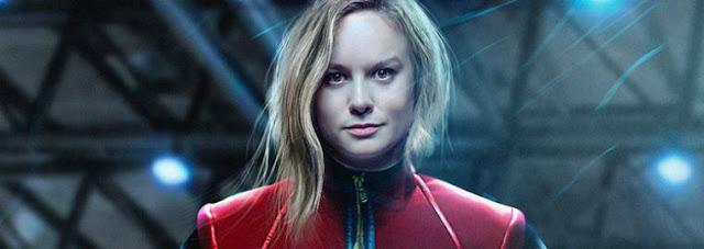 Miss Marvel Brie Larson.