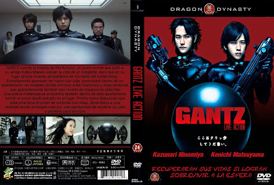 Phim Gantz Live Action Phần 2