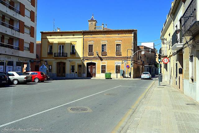 Massarrojos (Valencia).