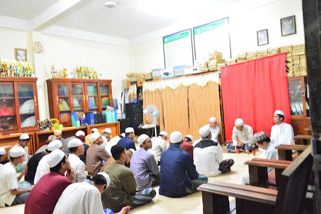 Kepengurusan Ittihad Al-Khairat Masa Kidmah 2018-2019  Mengawali Pogram Kerja Dengan Seminar