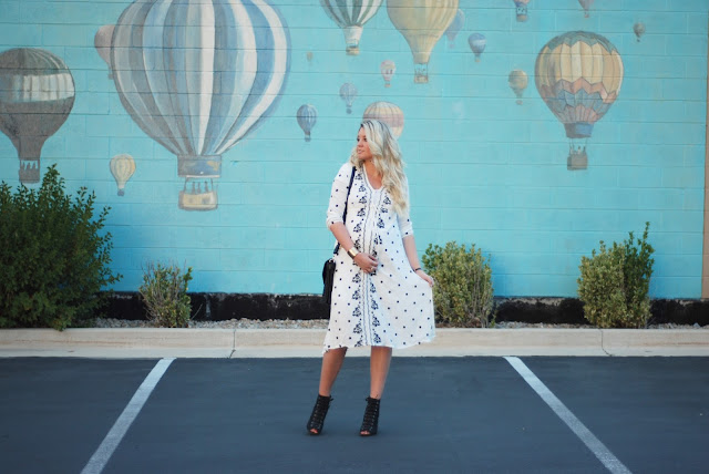 Choies, Utah Fashion Blogger, Pregnant Outfit