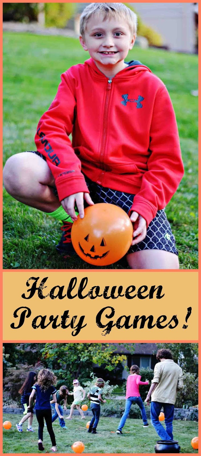 Theresa's Mixed Nuts: Halloween Party Games Part 2