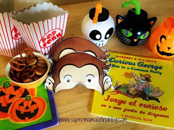 """Una Tarde de película con: Curious George """"A Halloween Boo Fest"""""""