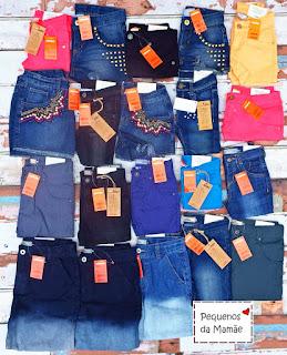Comprar no atacado jeans infantil da Marisol pra revender como sacoleira