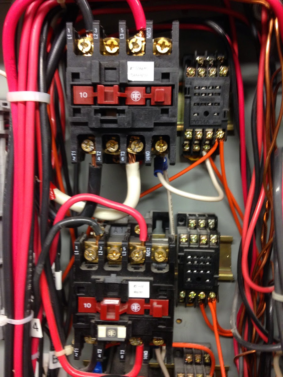 ge lighting contactor wiring diagram nissan x trail audio glen's home automation: controlling an electric hot water heater with insteon ezio4o four ...