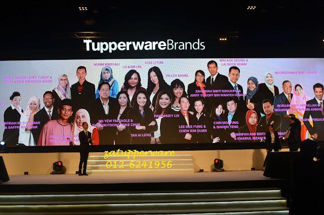 Tupperware Jubilee 2016