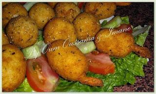 كروكيت البطاطس بالدجاج والكروفيت بالصور