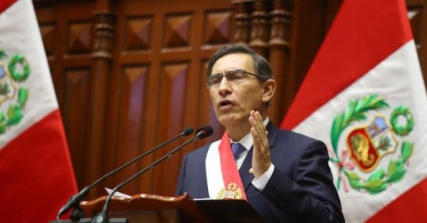 MENSAJE A LA NACIÓN: Perspectiva incierta en el sector Educación (Hugo Diaz)