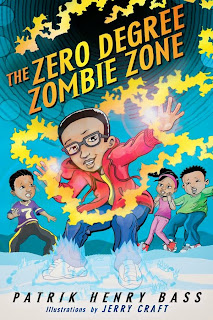 Zero Degree Zombie Zone by Patrik Henry Bass book cover chapter book