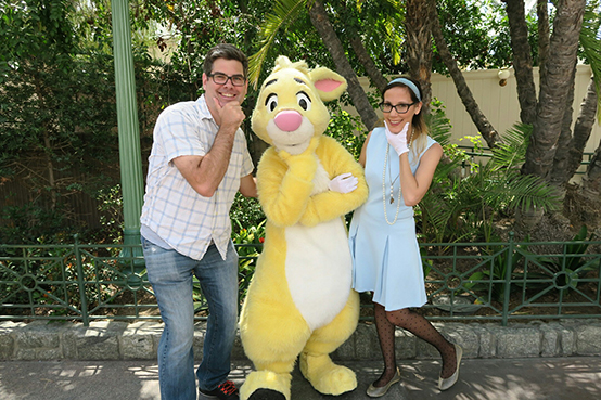 Dapper Day at Disneyland- Spring 2016