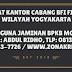 ALAMAT KANTOR CABANG BFI FINANCE WILAYAH YOGYAKARTA