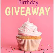 Birthday Give Away By Alia