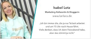 www.larilara.de - Vereinbarkeit von Familie und Beruf
