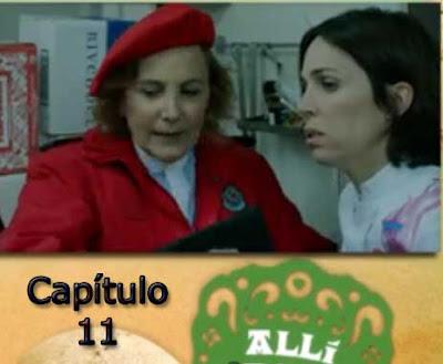capitulo 11 de Allí Abajo en Antena 3