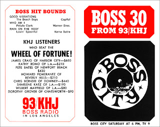 KHJ Boss 30 No. 65 - Boss City